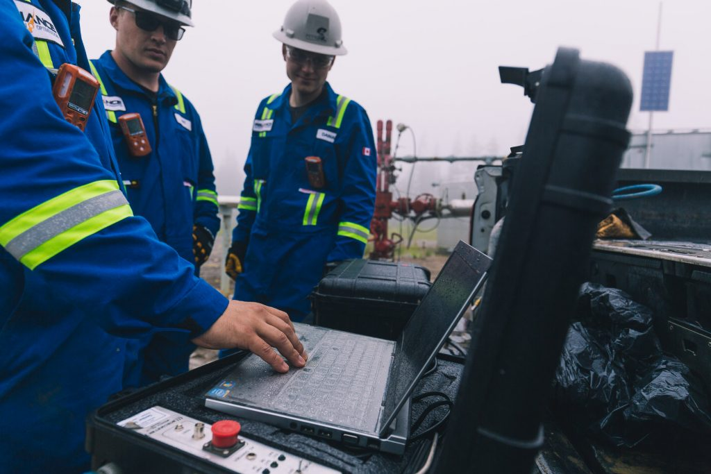 EZ Ops software for oil and gas field operations management