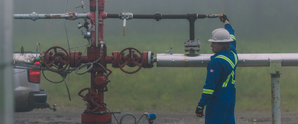 how did an already efficient natural gas producer cost operations costs in the field